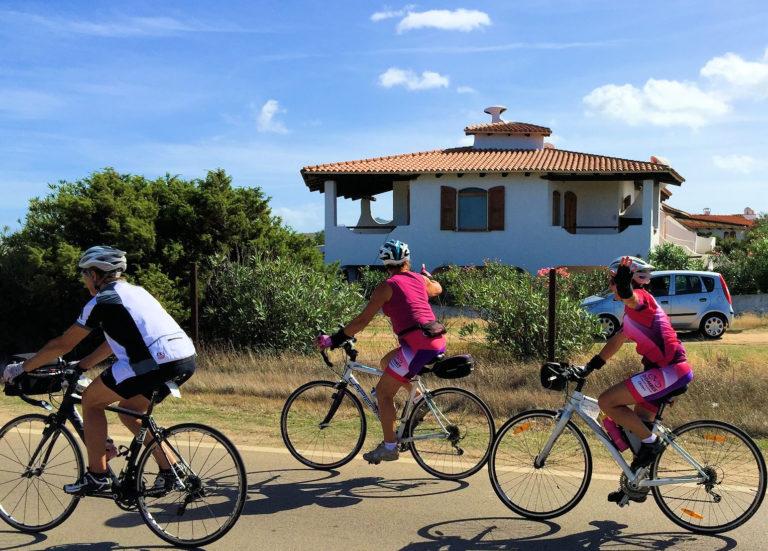 Ciclismo in Sardegna